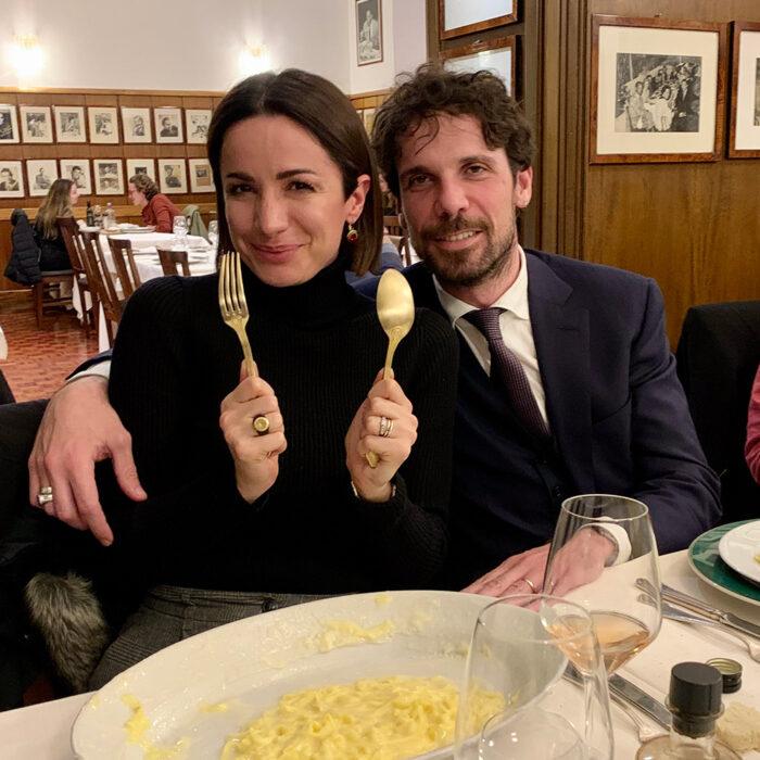 Francesco Montanari e Andrea Delogu